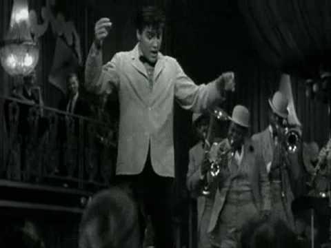 Elvis Presley - Trouble (1958)