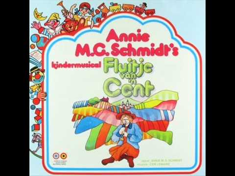 Annie M.G. Schmidt - Fluitje van een cent