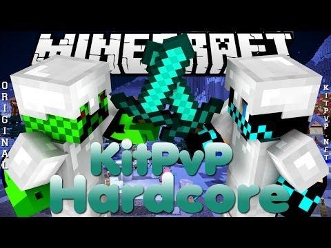 Divulgação de Server Minecraft 1.7.8/1.7.9 KitPvP e Hardcore [Original]