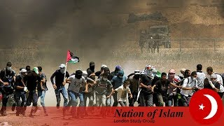 Video: Gaza Massacre, Palestine proves Man is demonic by nature - Leo Muhammad (NOI)