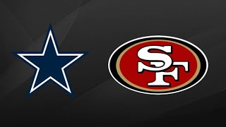 Cowboys vs 49ers NFL Preseason First Half Highlights | NFL Highlights
