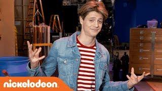 Random Challenge Contest w/ Jace Norman, SpongeBob, Backpack Kid, Alex Hayes & More! 🤣 | Nick