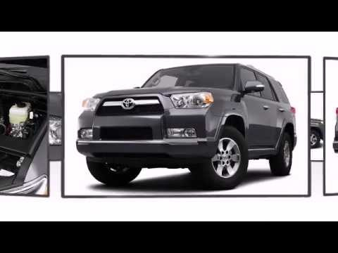 2012 Toyota 4Runner Video