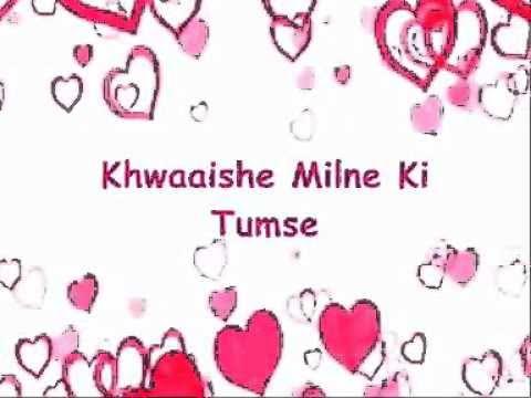 Youtube - Tum Jo Aaye - Once Upon A Time In Mumbai - Wid Lyrics - -hq-.3gp video