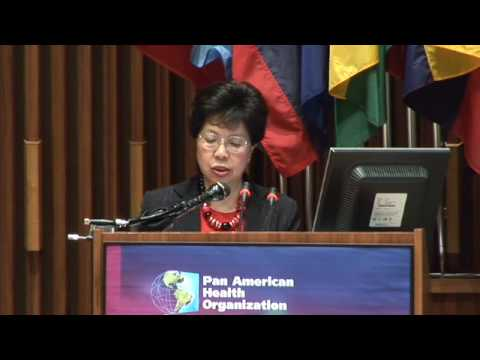Dr.Margaret Chan's speech at 49th Directing Council at PAHO
