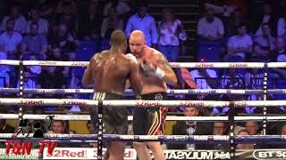 Daniel Dubois VS Tom Little   FULL FIGHT HD
