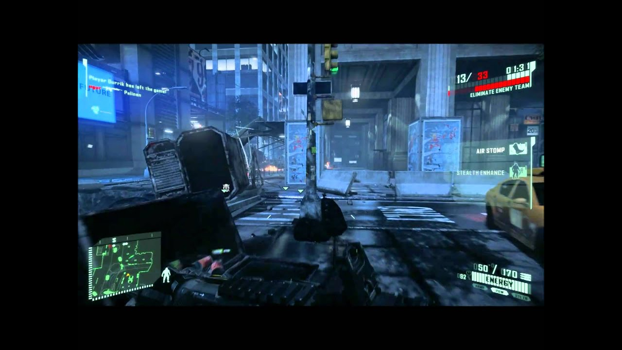 1 mar 2011 crysis 2 has just received its multiplayer demo on the pc platform