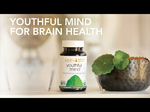 Brain Health: Youthful Mind - vpk by Maharishi Ayurveda