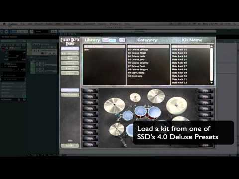 SSD4 - Multi-Output Tutorial - Cubase 5