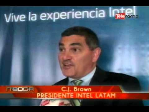Intel presenta en Ecuador línea de soluciones tecnológicas Ultrabooks