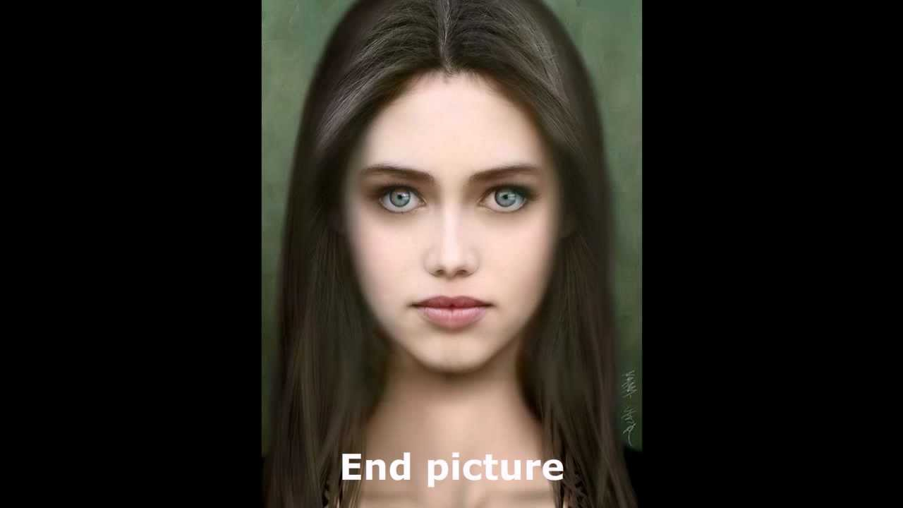 Haunting Stare Illusion 1 Hd She Changes Not Scary