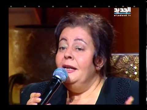 غنيلي تغنيلك  – ديو سعد رمضان ووالدته سوزان غطاس