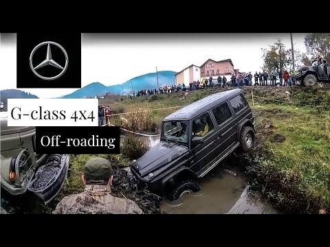 ЗВЕРЬ Gelandewagen G63 AMG. OFF ROAD TEST DRIVE