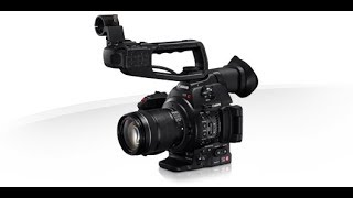 01. Setting up up the Canon C100 mk 2 for filming. Part 1