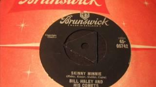 Watch Bill Haley & His Comets Skinny Minnie video