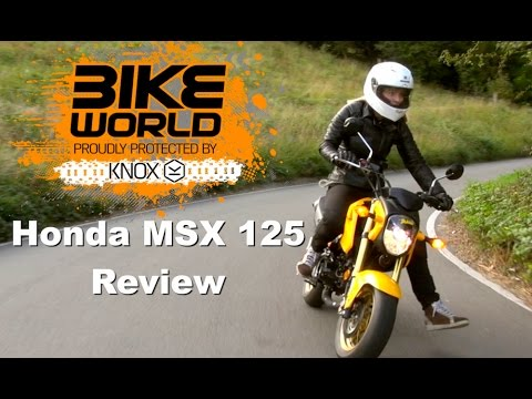 HONDA MSX 125 Review (Reload From Show) Sponsored by MCE Insurance