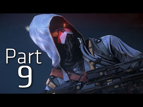 Killzone Shadow Fall Gameplay Walkthrough Part 9 - Tryan - Mission 5 (PS4)