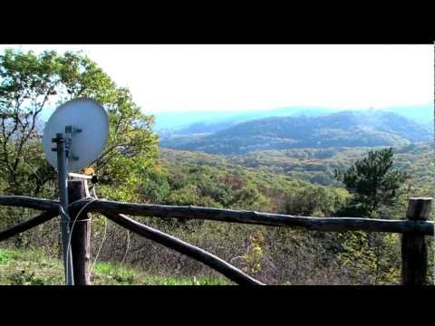 10 GHz ATV QSO near or no LOS