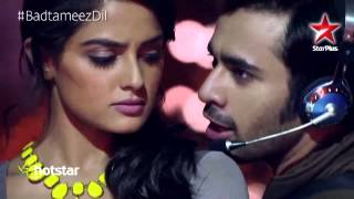 Badtameez Dil: Watch Abeer perform to Naram Naram in his style