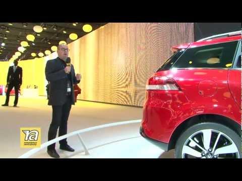 Презентация Renault Clio 4 Estate в Париже 2012