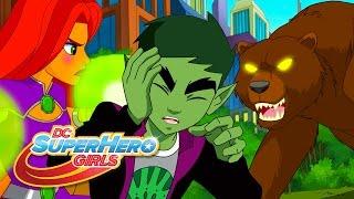 Dzika strona cz. 1   Webizod 309   DC Super Hero Girls