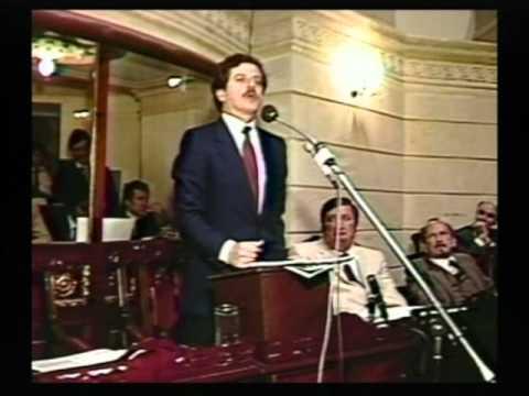 Luis Carlos Galán, un Estado para la paz y la democracia