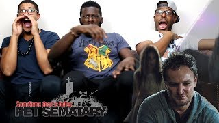 Pet Sematary Trailer 2 Reaction