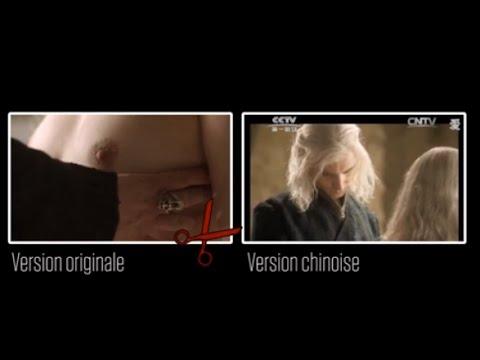 Sexe, Violence, Homosexualité : Ce Que La Chine Censure Dans game Of Thrones video