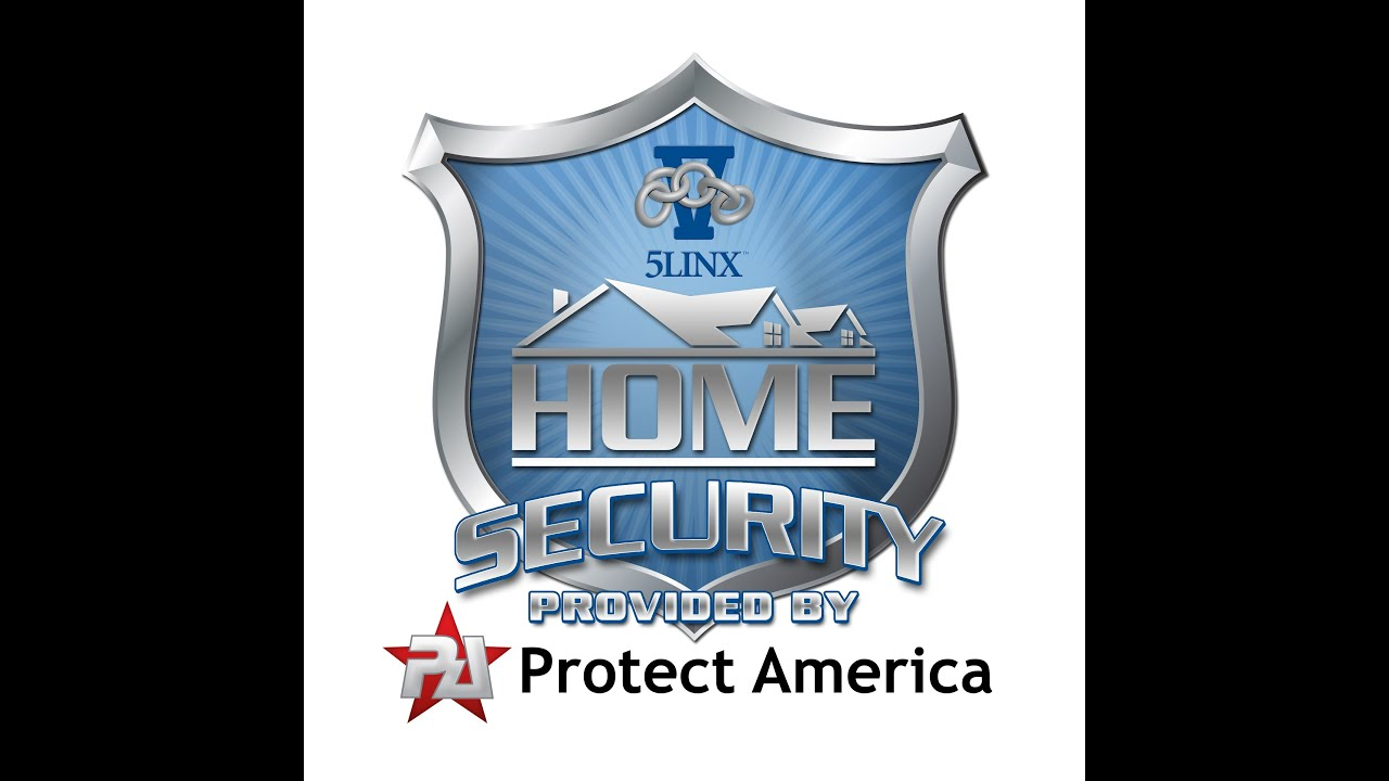 Security Monitoring Sign 5linx Home Security Monitoring