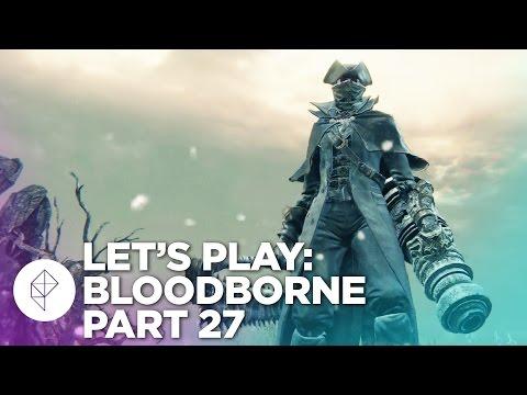 Bloodborne Gameplay Walkthrough Part 27: Nightmare Frontier