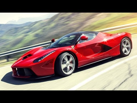 Driving LaFerrari – Top Gear iPad Magazine