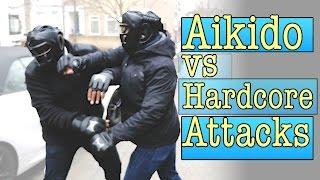 Aikido vs Hardcore Attacks