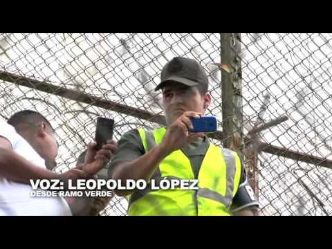 Pronunciamiento de Leopoldo López desde Ramo Verde