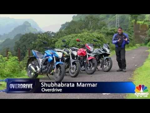 Suzuki Gixxer vs Bajaj Discover 150F vs Yamaha FZ-S v2.0 vs Hero Xtreme