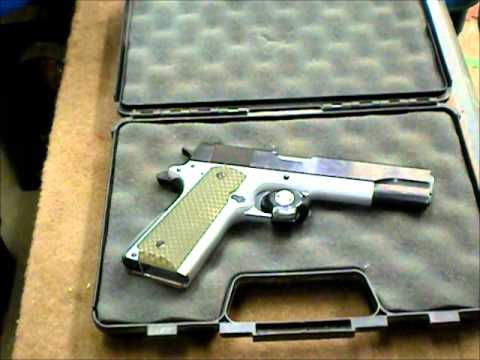 Norinco 1911 close up & Info for new Canadian gun owners
