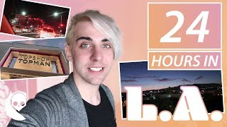 24 Hours In L.A. 🌴 || Chadd Callahan vLog 0106