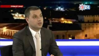 Я24 ТЕМА ДНЯ c Андреем Медведевым