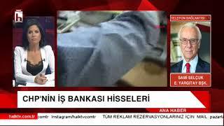 CHP'nin İş Bankası hisseleri devredilebilir mi? / Sami Selçuk