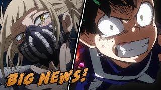 Boku no Hero Academia Season 3 Will Be 25 Episodes Long & More Simulcast English Dubs