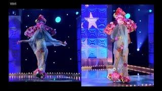 Flower Power Full Runway | RuPaul's Drag Race All Stars 3 Episode 4