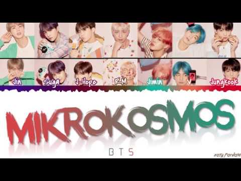 Download BTS 방탄소년단 - 'MIKROKOSMOS' s Color Coded_Han_Rom_Eng Mp4 baru