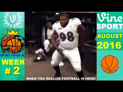Best Sports Vines 2016 - August - Week 1 & 2
