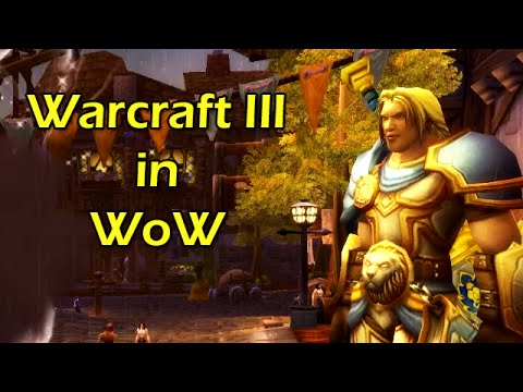 Warcraft III in World of Warcraft