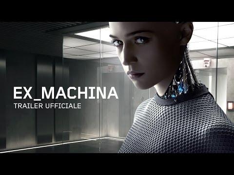 EX MACHINA - Trailer italiano ufficiale