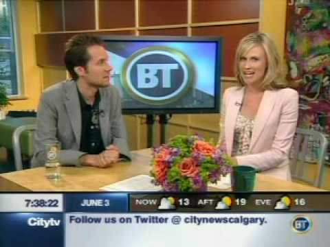 Jeremy Gutsche on Breakfast TV for Graduate of Decade Award / 2010 Trends