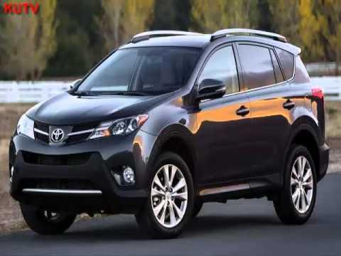 Toyota Recalls All The RAV4