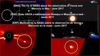 The Lie of NASA About the Observation of Venus and Mercury (Video)
