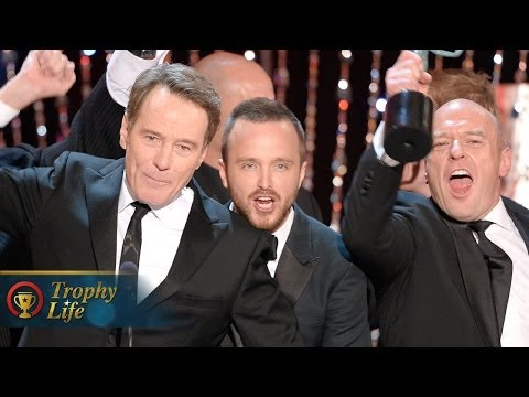 Breaking Bad & Modern Family Win Big at 2014 SAG Awards