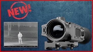 Pulsar Trail XP50 Thermal Rifle Scope | Night Vision