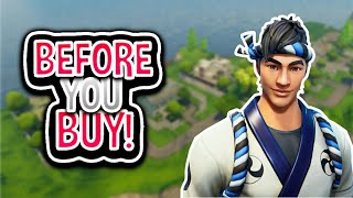 *NEW* Fortnite Sushi Master Skin Showcased With *NEW* Emotes (Before You Buy!)